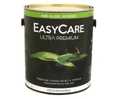 General Paint EZS8-GL EasyCare Gallon Semi Gloss Off White Enamel