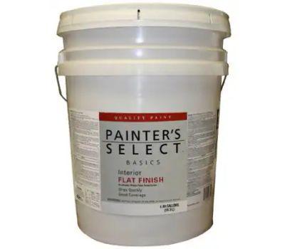 General Paint VF11-5G Painters Select 5 Gallon White Flat Paint