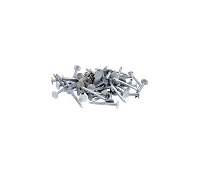 National Nail 0132112 Pro Fit Roofing Nails 1-3/4 Inch Electro Galvanized 50 Pound