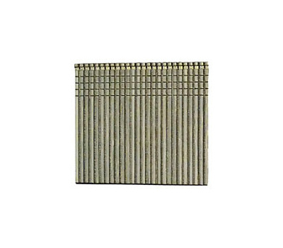 National Nail 0718202 Pro Fit Straight Brad Nails 1 Inch By 18 Gauge Electro Galvanized Smooth Shank 1000 Pack