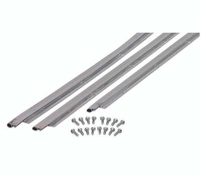 MD Building Products 01073 36 Inch By 84 Inch Aluminum Door Jamb With Screw