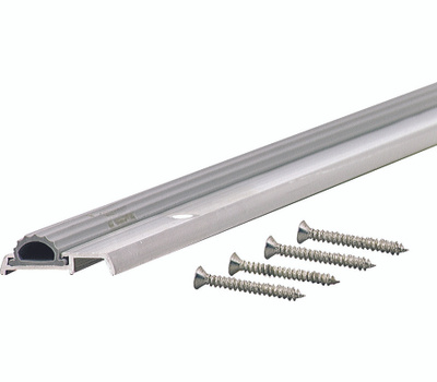 MD Building Products 08243 Ap 158 Aluminum Heavy Duty Premium Low Boy 36 Inch