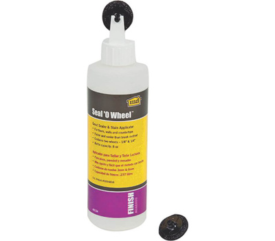 MD Building Products 49134 Seal'o Wheel Applicator Bottle