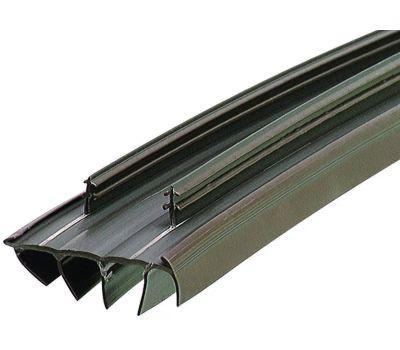 MD Building Products 67967 Door Bottom Vinyl Brown 1-3/4x36