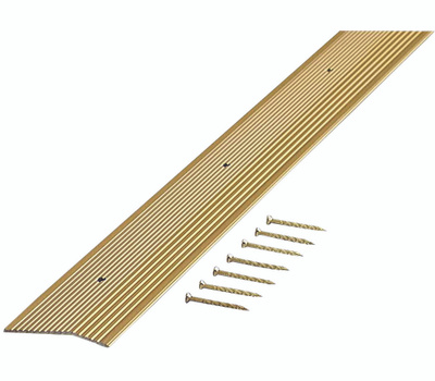 MD Building Products 79244 A824 F Carpet Trim 2 Inch By 36 Inch