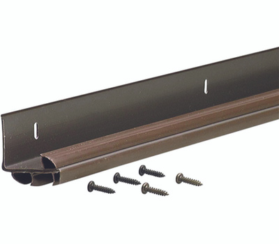 MD Building Products 82578 Replacement Door Bottom With Fins 36 Inch Brown