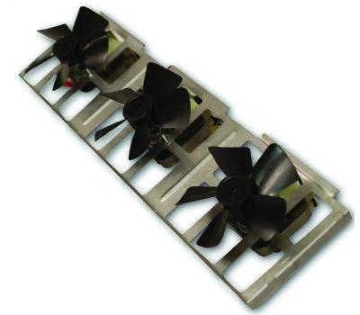 FMI BK3 Blower Heater Triple Fan Kit