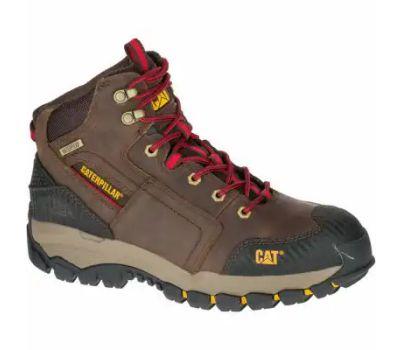 Cat Footwear P74065 12.0M Sz12m Mens Nav Wp Boot