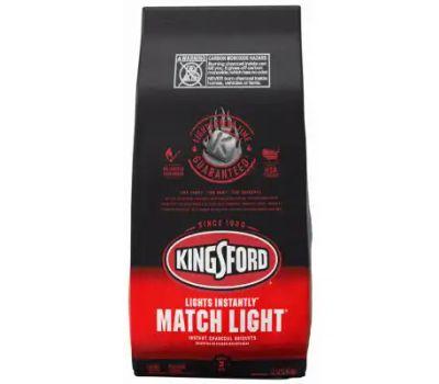 Kingsford 00044600320905 32090 Match Briquette, 12 Pound
