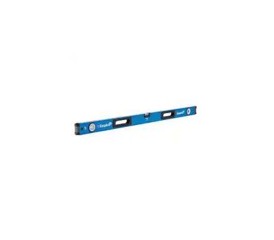 Empire Level E75.48 True Blue Box Beam Level, 48 in L, 3 -Vial, Non-Magnetic, Aluminum