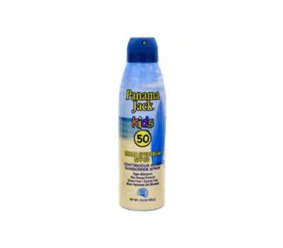 Delta Brokerage 4350 Spray Sunscrn Kids Spf50 5.5 Ounce