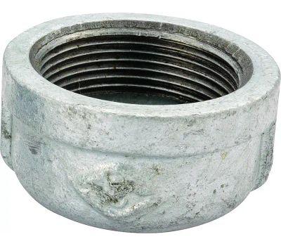 WorldWide Sourcing 18-3/4G 3/4 Inch Galvanized Malleable Cap