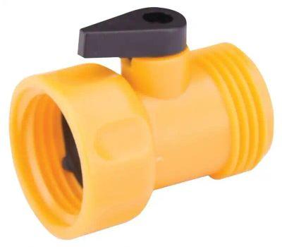 Landscapers Select GC5143L Plastic Hose Shut-Off 3/4 Inch