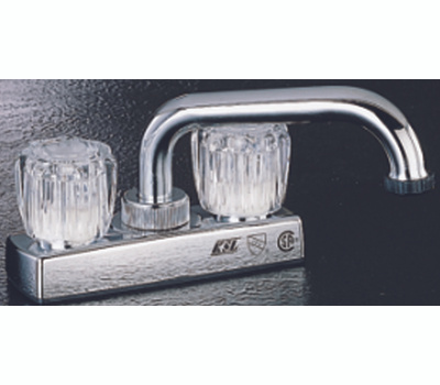 Boston Harbor PF4203A Non Metal Laundry Faucet 2 Handle