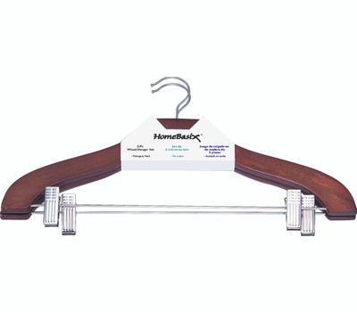 Simple Spaces HEA00043G Hanger Cloth Mhgny 2clip 2pc