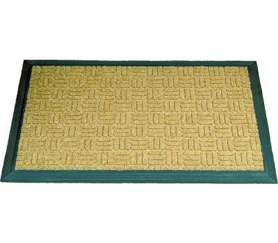 Simple Spaces 06ABSHE-09-3L18 Mat Door Coconut 18in X 30in
