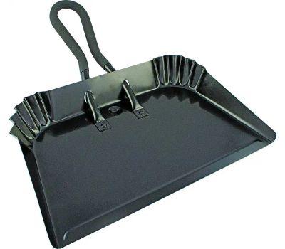 Simple Spaces DL-5006 Dustpan, Steel, Black