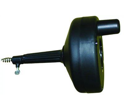 ProSource DA00003-25 Drum Auger No Handle 1/4 Inch By 25 Foot Black