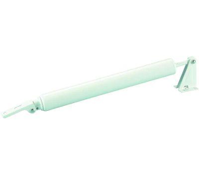 ProSource 16000-UW-PS Door Closer Pneumatic White 10-1/2 Inch