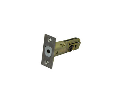 ProSource KD60B-U65V24-PS Commercial Mortise-In Latch 2-3/8 Inch Backset Stainless Steel