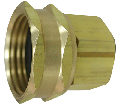 Landscapers Select PMB-059LFBC Adapter Hose Swivel 3/4 FHT By 1/2 Inch FIP