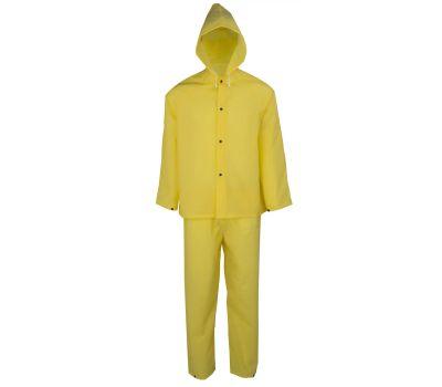 DiamondBack RS2-01-M Rain Suit, M, Eva