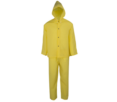 DiamondBack RS2-01-L Rain Suit, L, Eva