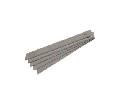 Vulcan JL54340 Utility Knife Blades 3/8 Inch 5 Piece