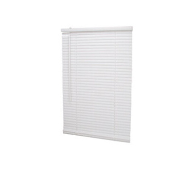 Simple Spaces PVCMB-3A Blind Vinyl Crdls Wht 27wx64h