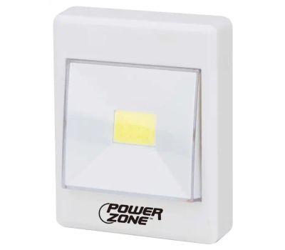 Power Zone 12568 Switchlgt Rocker 3w 12cob 240l