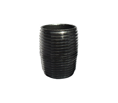 WorldWide Sourcing 3/4XCB Prosource 3/4 Inch By Close Black Pipe Nipple