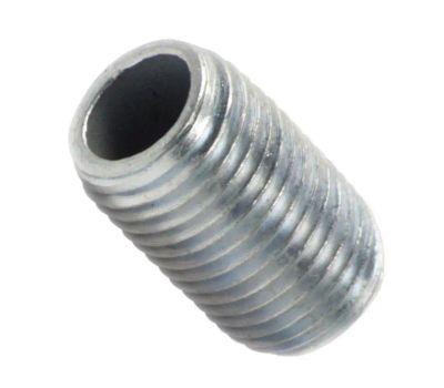 WorldWide Sourcing 1/4XCG 1/4 By Close Galvanized Standard Pipe Nipple