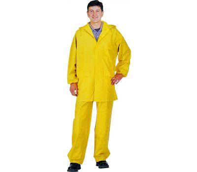 DiamondBack 8127-LBXX 2 Piece Yellow Rainsuit Xx Large