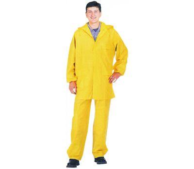 DiamondBack 8127-XXXL 2 Piece Yellow Rainsuit Xxx Large