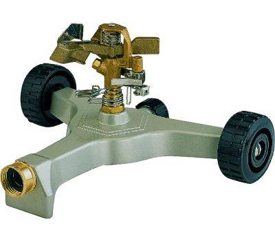Landscapers Select 628739 2 Wheel Pulsating Sled Sprinkler