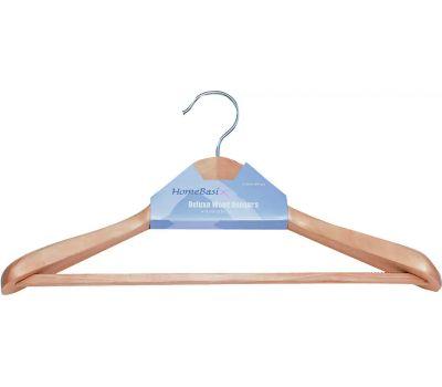 Simple Spaces HEA00046G-N Hanger Suit Wd Natural Premium