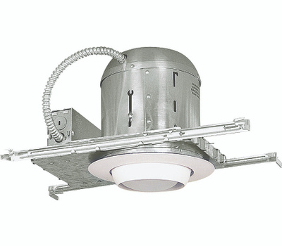 Boston Harbor 5513BIC3L 6 Inch New Construction Recess Light Cannister