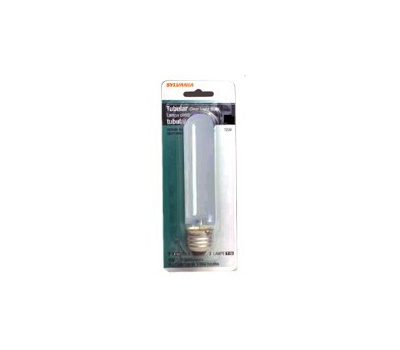 Sylvania 18492 25 Watt Tubular Light Bulbs Incandescent T10 Frosted