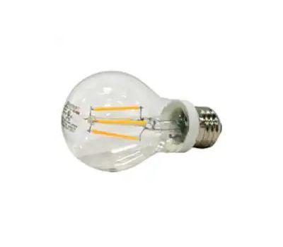 Sylvania 40699 Ultra Led Light Bulb, A19 Lamp, Dimmable, Clear, Soft White Light, 2700 K Color Temp