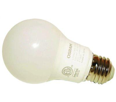 Sylvania 74084 Bulb Led 10yr 6/40w A19 5k