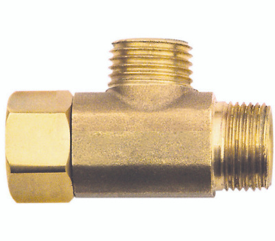 Plumb Pak PP2038LF 3/8 Inch By 3/8 Inch By 1/8 Inch Add-A-Tee