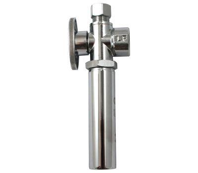 Plumb Pak K2048WHALF Keeney Vlv Qtr Turn Ang 1/2fipx3/8od