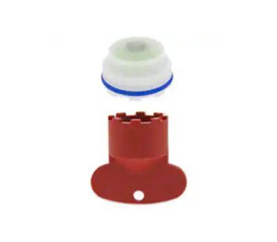 Plumb Pak PP800-218LF Aerator Faucet Junior M21.5x1