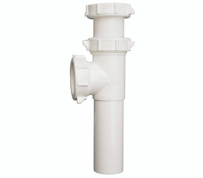 Plumb Pak PP20668 1 1/2 Inch Pvc End Outlet Waste Tee