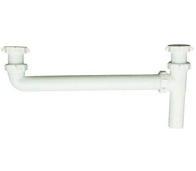 Plumb Pak PP20925 Hi Line End Waste Outlet 1-1/2x16