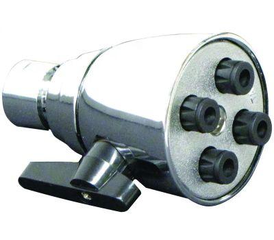 Plumb Pak PP825-2 Shower Head Adjustable Plastic