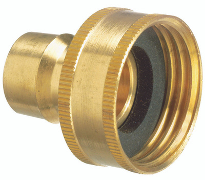 Plumb Pak PP850-19 Hose Faucet Connector Snap Male End