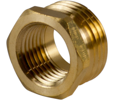 Plumb Pak PP850-53 3/4 Inch Mht By 1/2 Inch Fip Hose Adapter