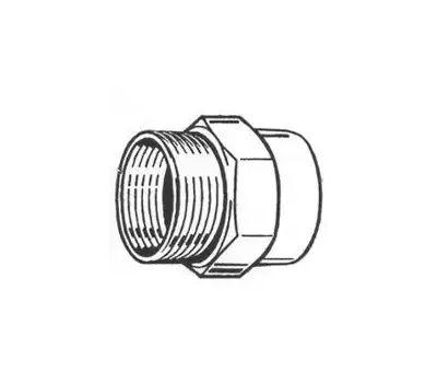 Plumb Pak PP850-66 3/4 Inch Hose Adapter