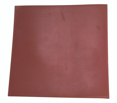 Plumb Pak PP855-41 6 By 6 Inch Packing Sheet. Red Rubber.
